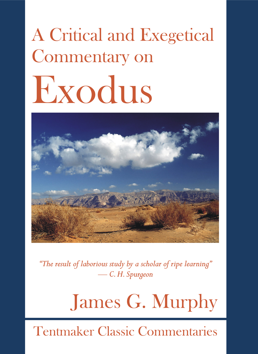 exegitical on exodus The true fountainhead of old testament theology, exodus illuminates the significance of the name yahweh and introduces the title i am it tells of israel s formative historical event, the exodus, as well as the making of the covenant at sinai.