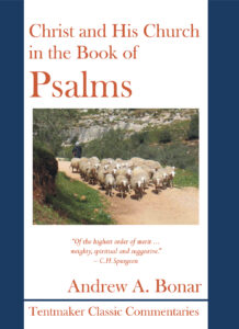 Bonar on Psalms