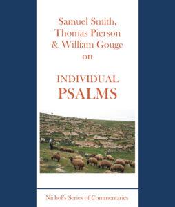 Individual Psalms