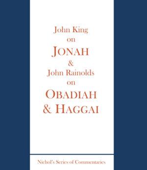 Jonah, Obadiah & Haggai