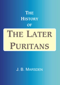 Later Puritans