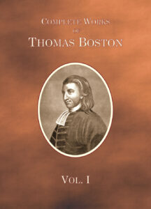 Works of Thomas Boston (12 vols)