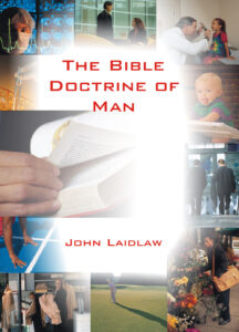 Bible Doctrine of Man