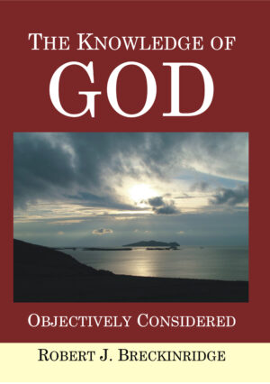 Knowledge of God Objectively Considered