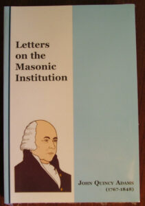 Letters on the Masonic