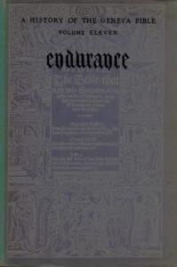 Vol 11 Endurance