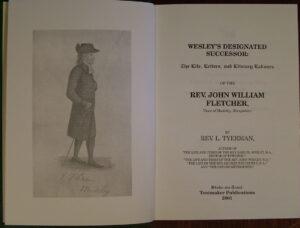 Wesley's Designated Successor