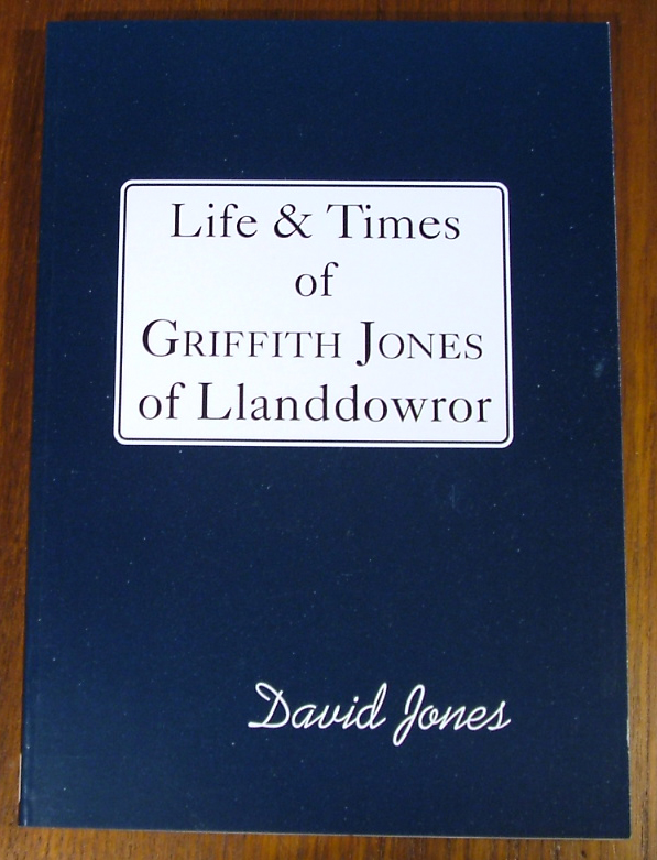Chetwynd griffith jones essays